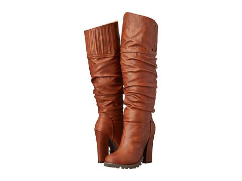 Michael Antonio - Beacon (Whiskey) Women's Dress Boots