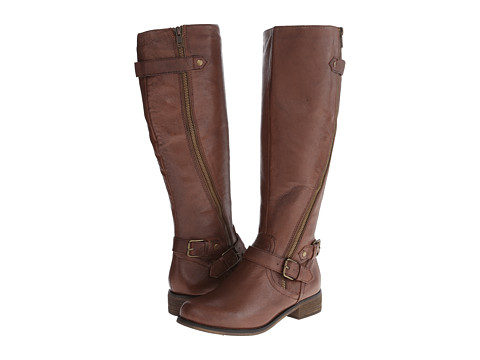 Steve Madden - Synicle (Brown Leather) Women