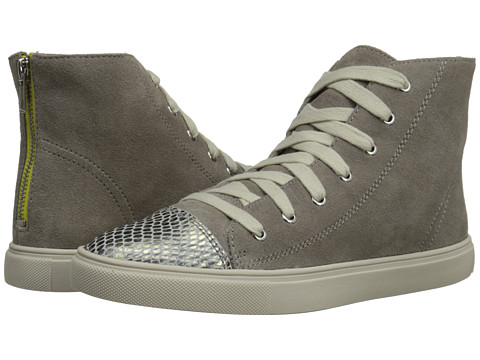 Steve Madden - Eastman (Grey Suede) Women