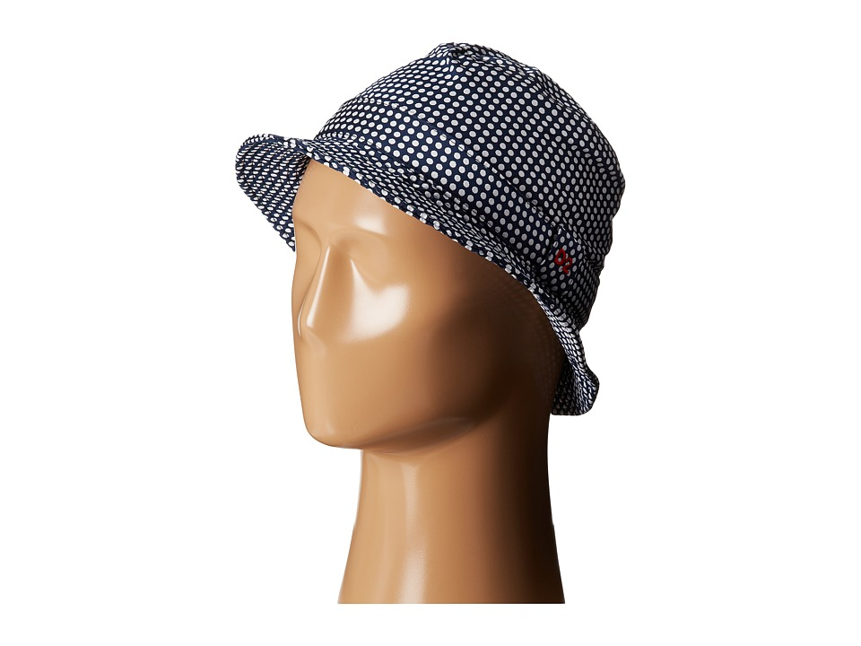 DSQUARED2 - Polka Dot Fishing Cap (Navy/White) Caps