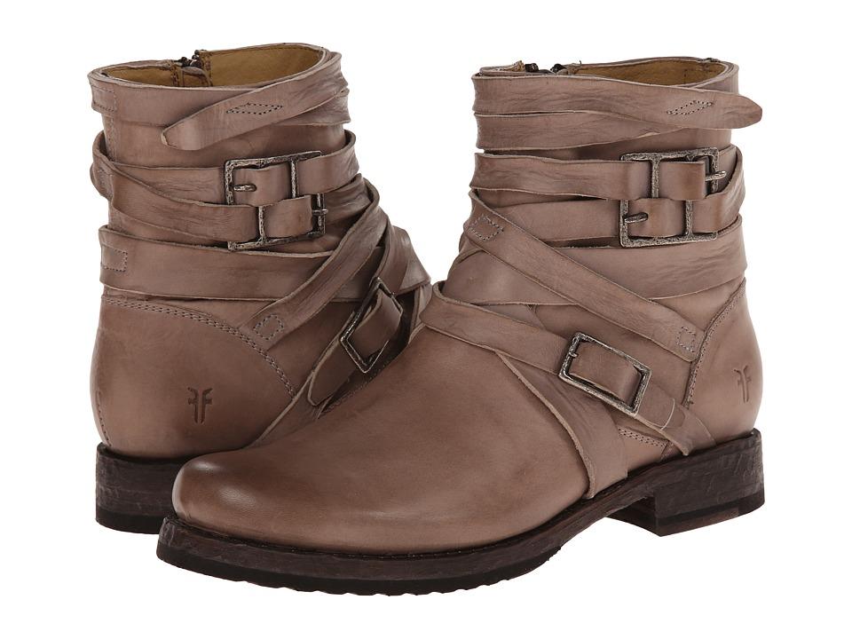 Frye - Veronica Strappy (Grey) Cowboy Boots