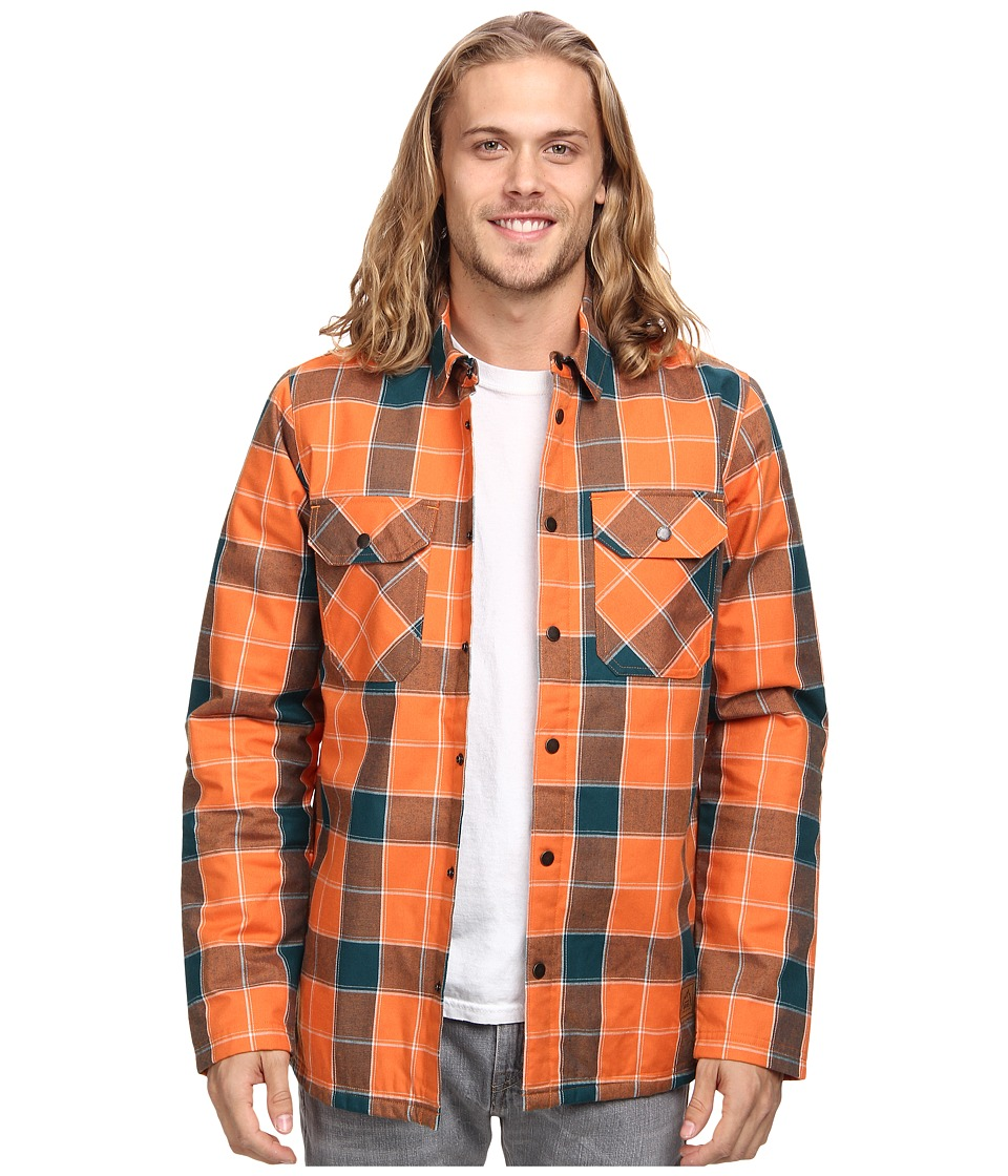 Vans - Mr. Garvin Jacket (Harvest Pumpkin) Men's Coat