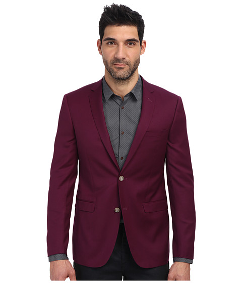 Moods of Norway - Stein Tonning Suit Jacket 143303 (Burgundy) Men