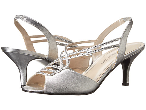 Caparros - Philomena (Silver Metallic) Women
