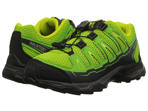 Salomon Kids - X-Ultra (Little Kid/Big Kid) (Granny Green/Spring Green/Gecko Green) Boy's Shoes
