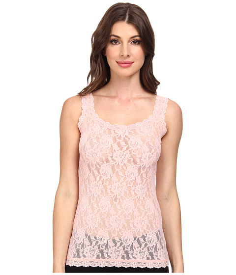 Hanky Panky - Signature Lace Unlined Cami (Rosewater Pink) Women