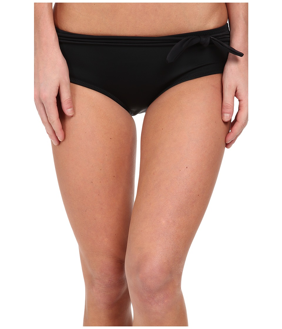 Christin Michaels - Ceres Hipster (Black) Women's Swimwear