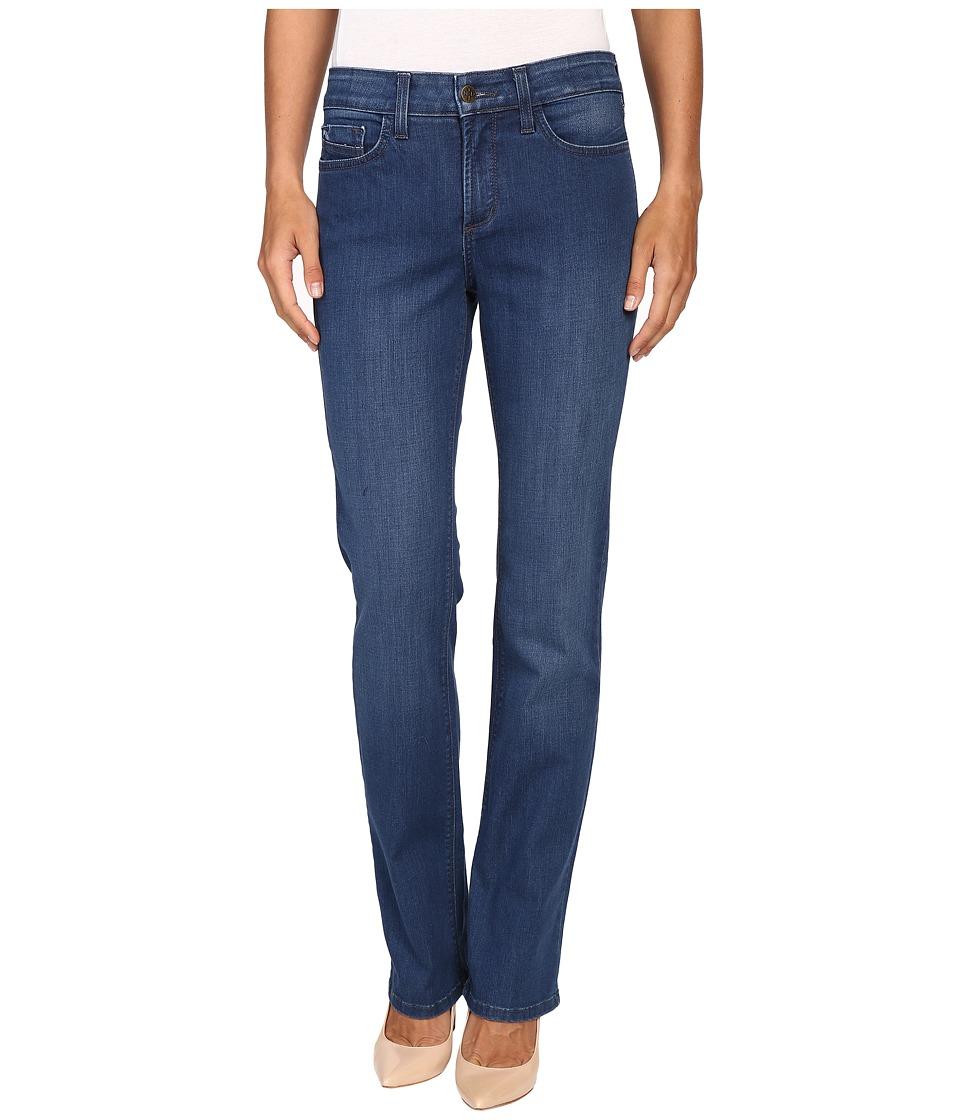 NYDJ - Hayley Straight in Valencia (Valencia) Women's Jeans
