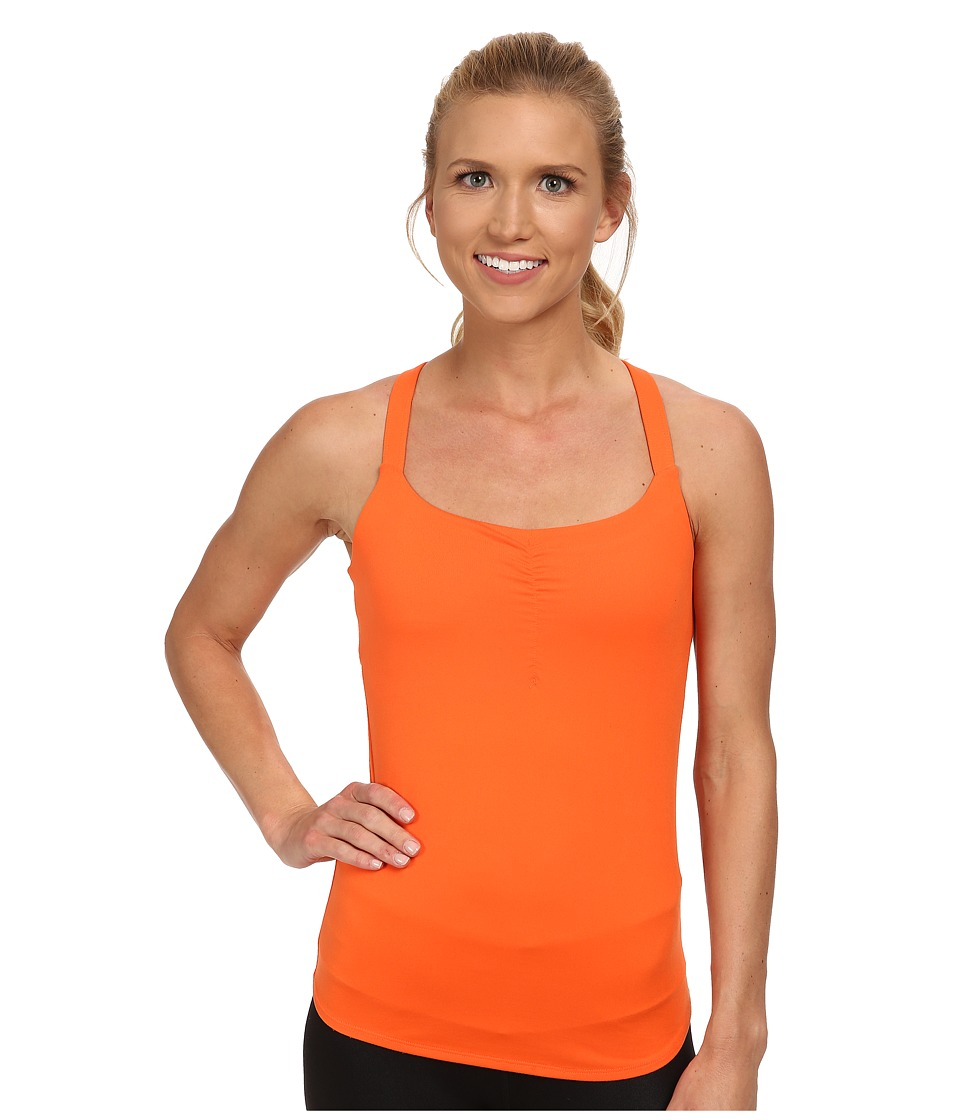 Marmot - Camille Tank (Orange Coral) Women's Sleeveless