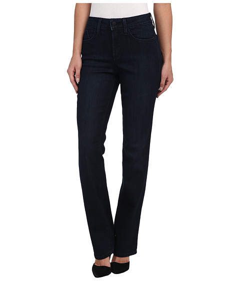 NYDJ - Marilyn Straight in Newburgh (Newburgh) Women's Jeans