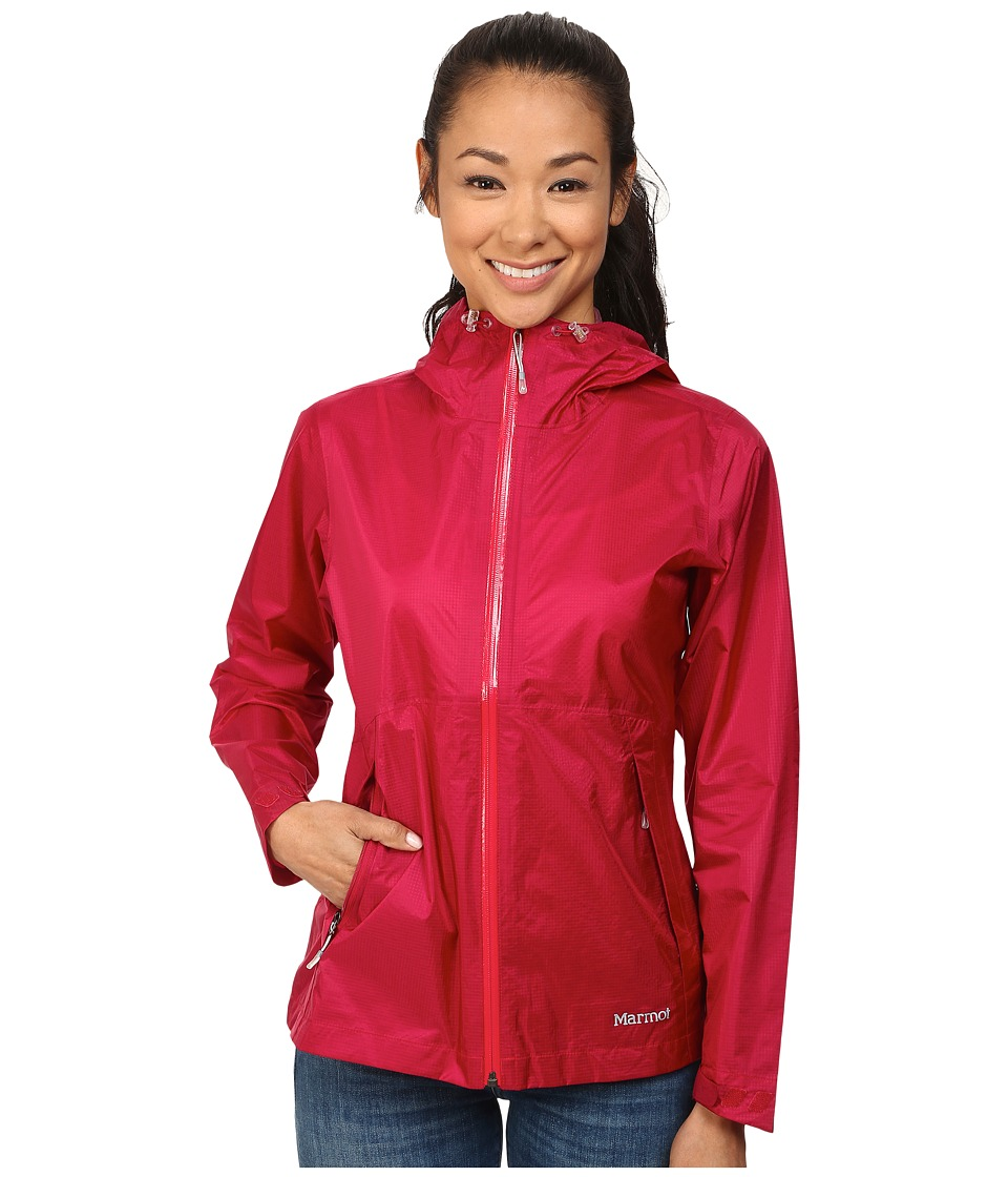 Marmot - Crystalline Jacket (Raspberry) Women's Coat