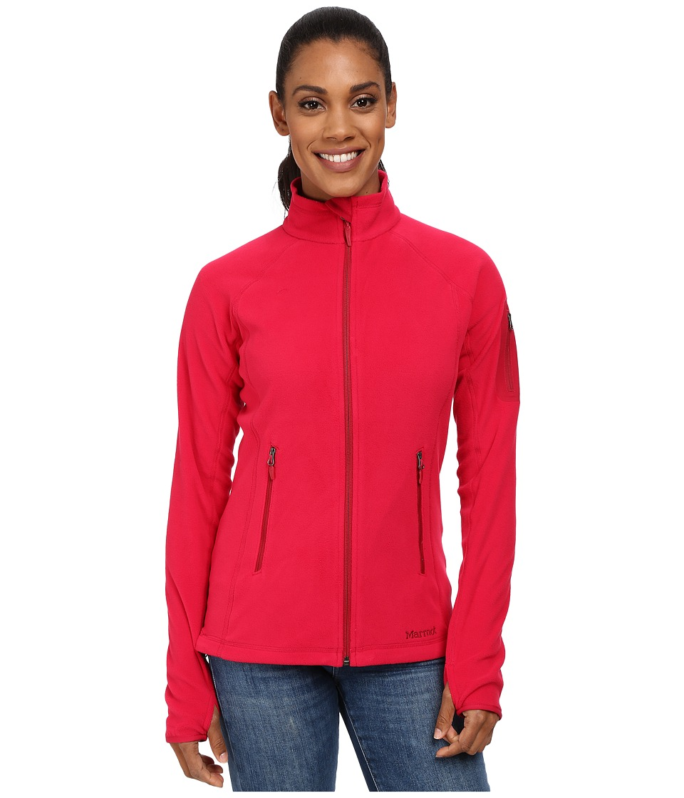 Marmot - Flashpoint Jacket (Raspberry) Women