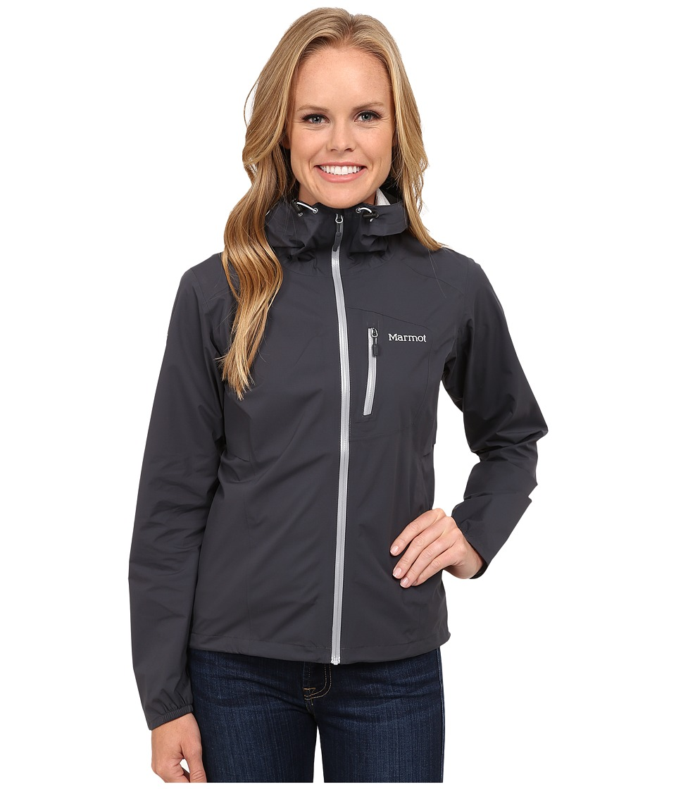 Marmot - Essence Jacket (Dark Steel) Women's Coat