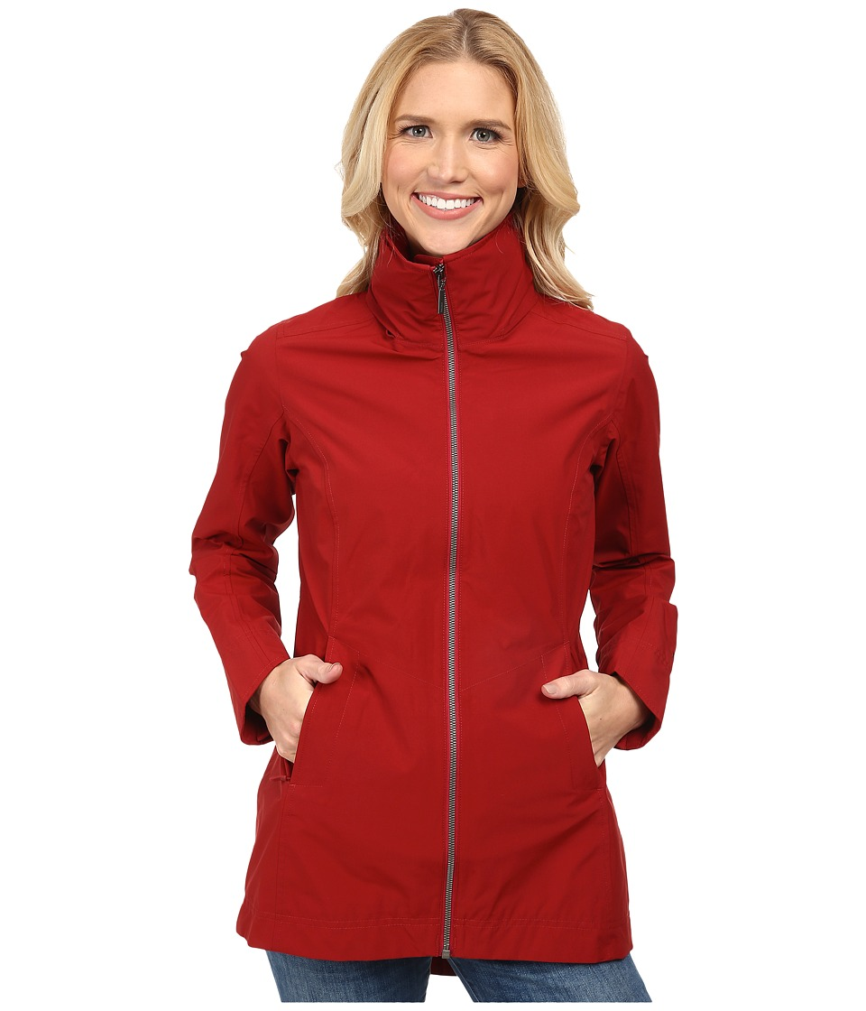 Marmot - Lea Jacket (Dark Crimson) Women's Coat