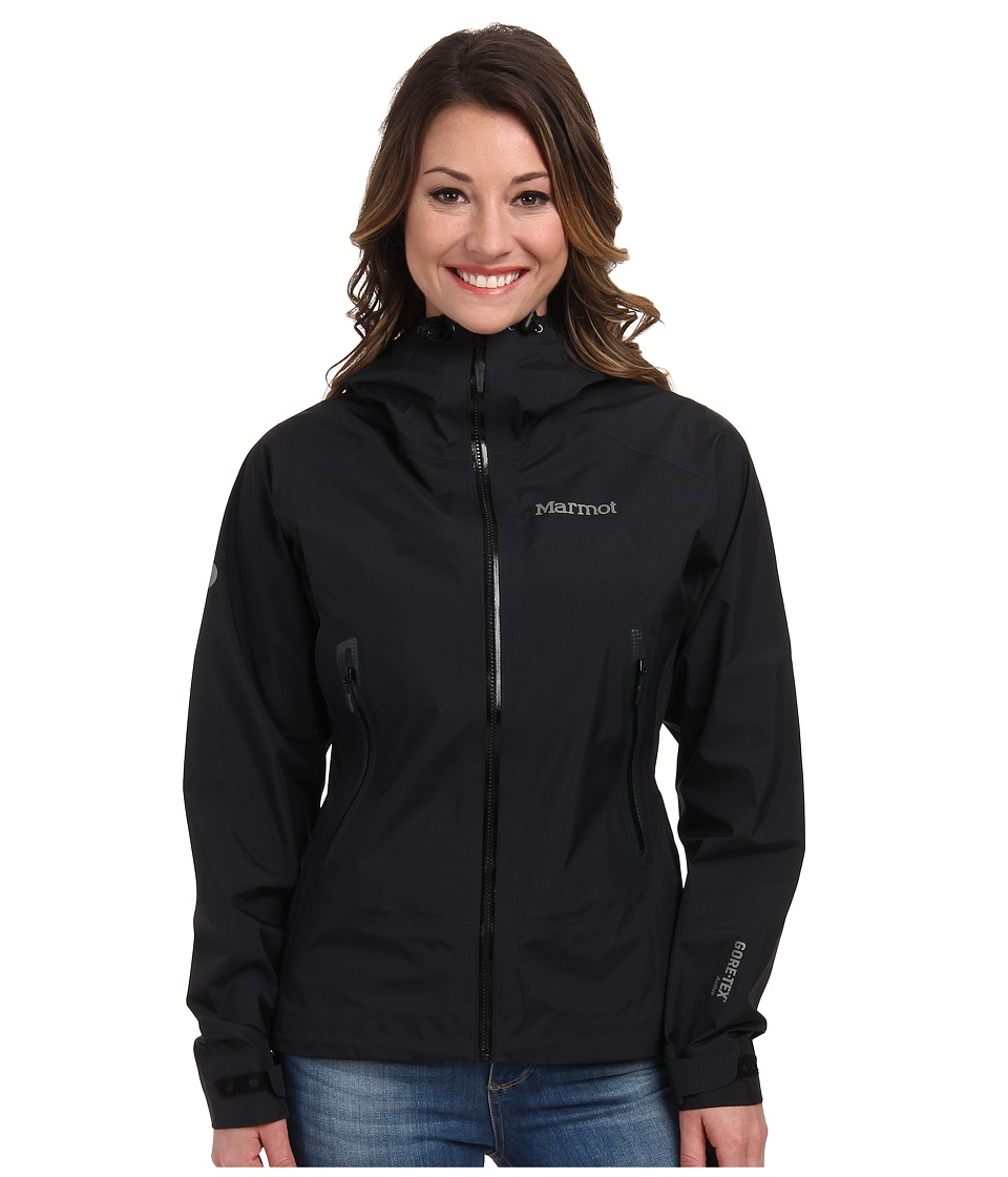 Marmot - Nano AS Jacket (Black) Women's Coat