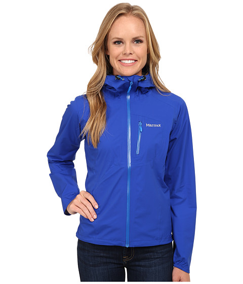 Marmot - Essence Jacket (Bright Navy) Women