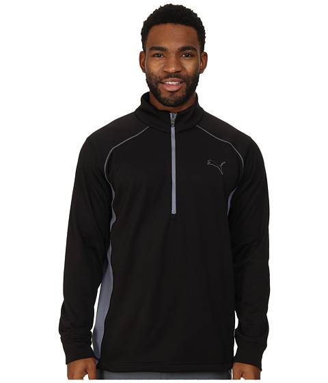 PUMA Golf - Essential Popover (PUMA Black) Men