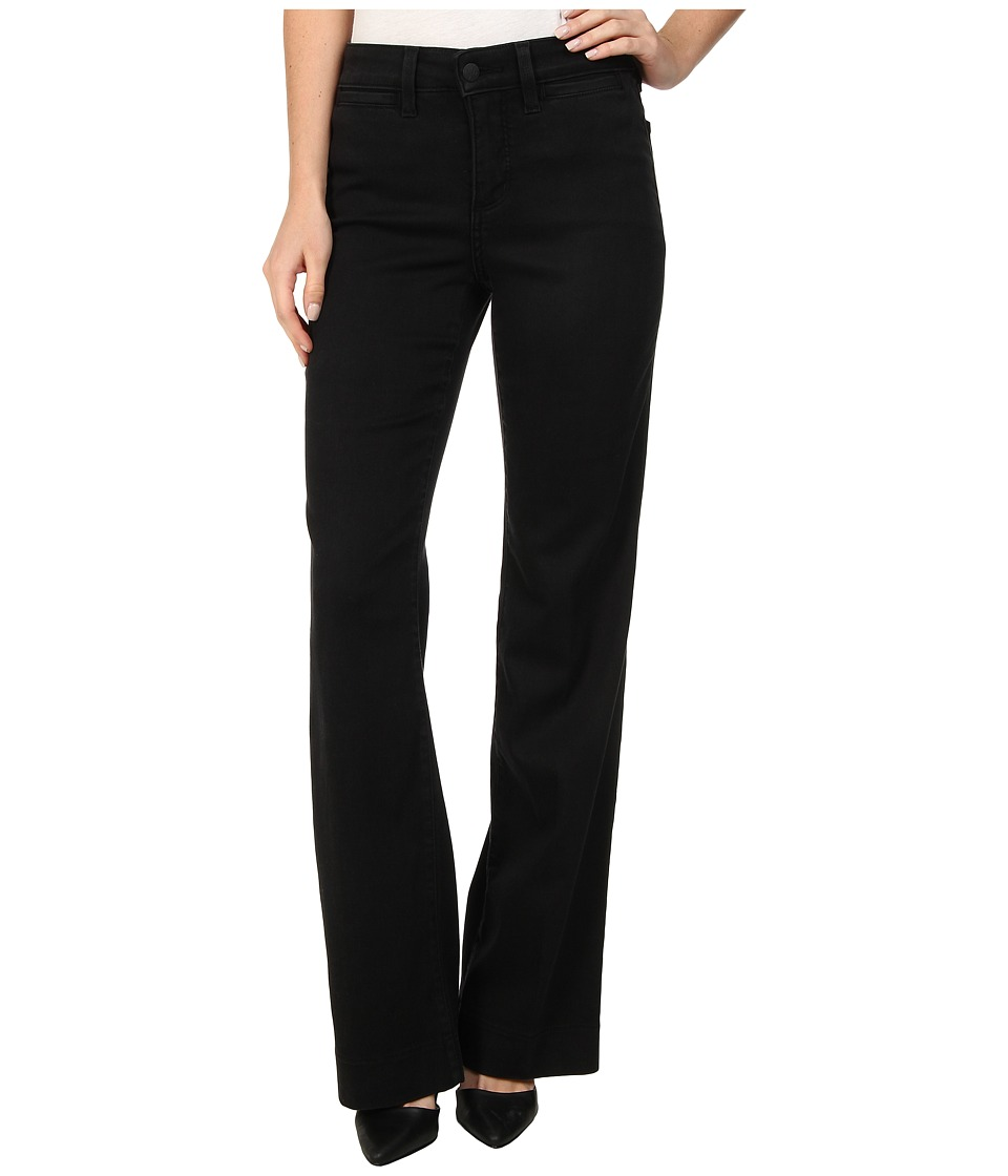 NYDJ - Gillian Trouser (Black) Women's Casual Pants