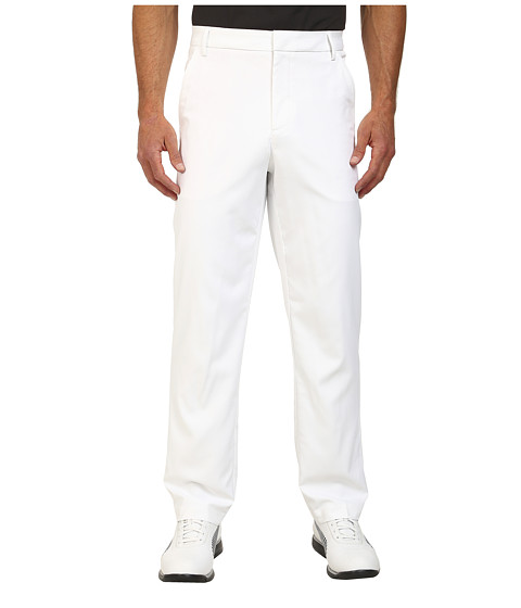 PUMA Golf - Golf Tech Style Pant '16 (PUMA White) Men's Casual Pants