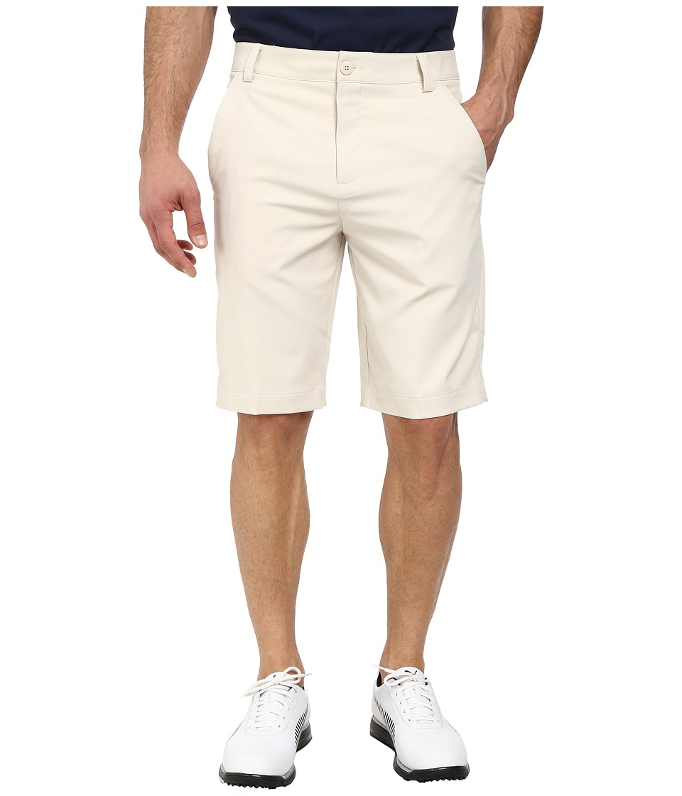 PUMA Golf - Golf Solid Tech Short '16 (Oatmeal) Men's Shorts