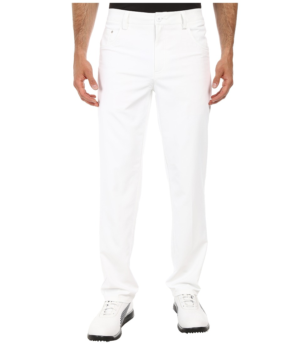 PUMA Golf - Golf Tech 6-Pocket Pant '15 (PUMA White) Men's Casual Pants