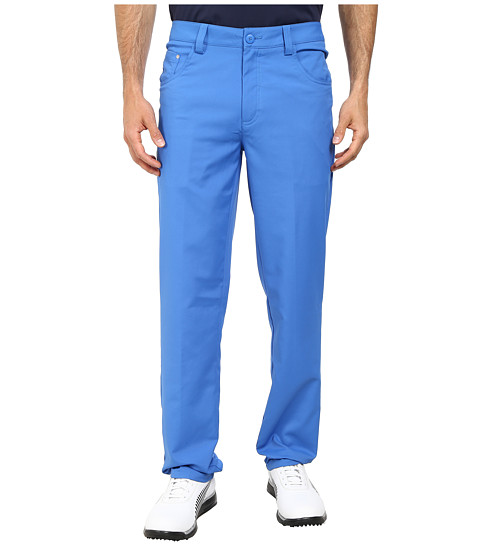 PUMA Golf - Golf Tech 6-Pocket Pant '15 (Strong Blue) Men's Casual Pants