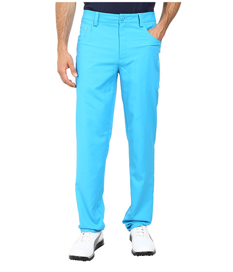 PUMA Golf - Golf Tech 6-Pocket Pant '15 (Hawaiin Ocean) Men's Casual Pants