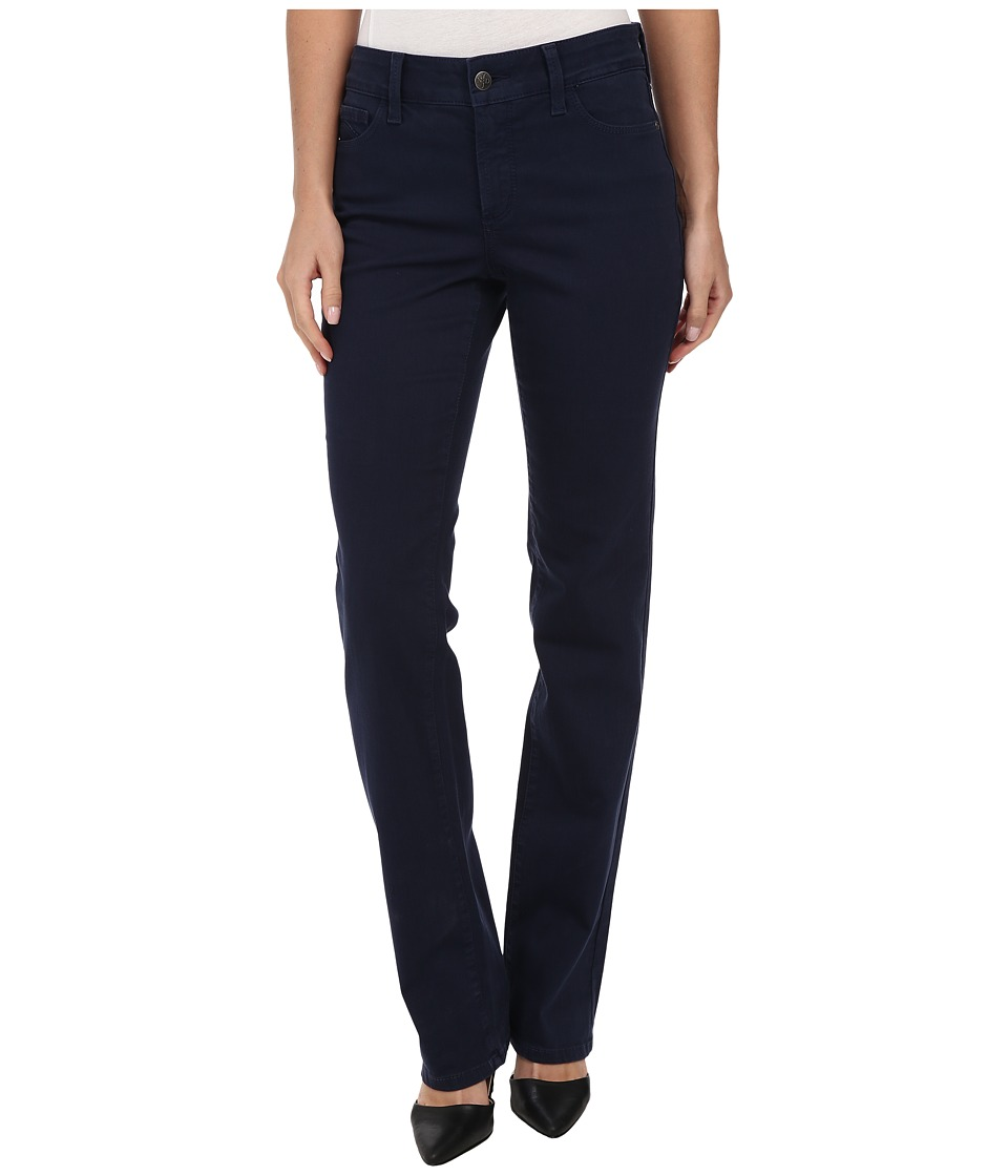 NYDJ - Marilyn Straight (Heritage Navy) Women's Jeans