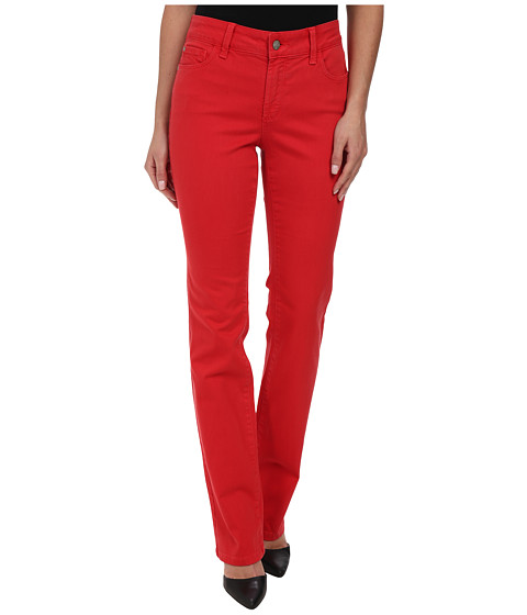 NYDJ - Marilyn Straight (Rouge) Women's Jeans
