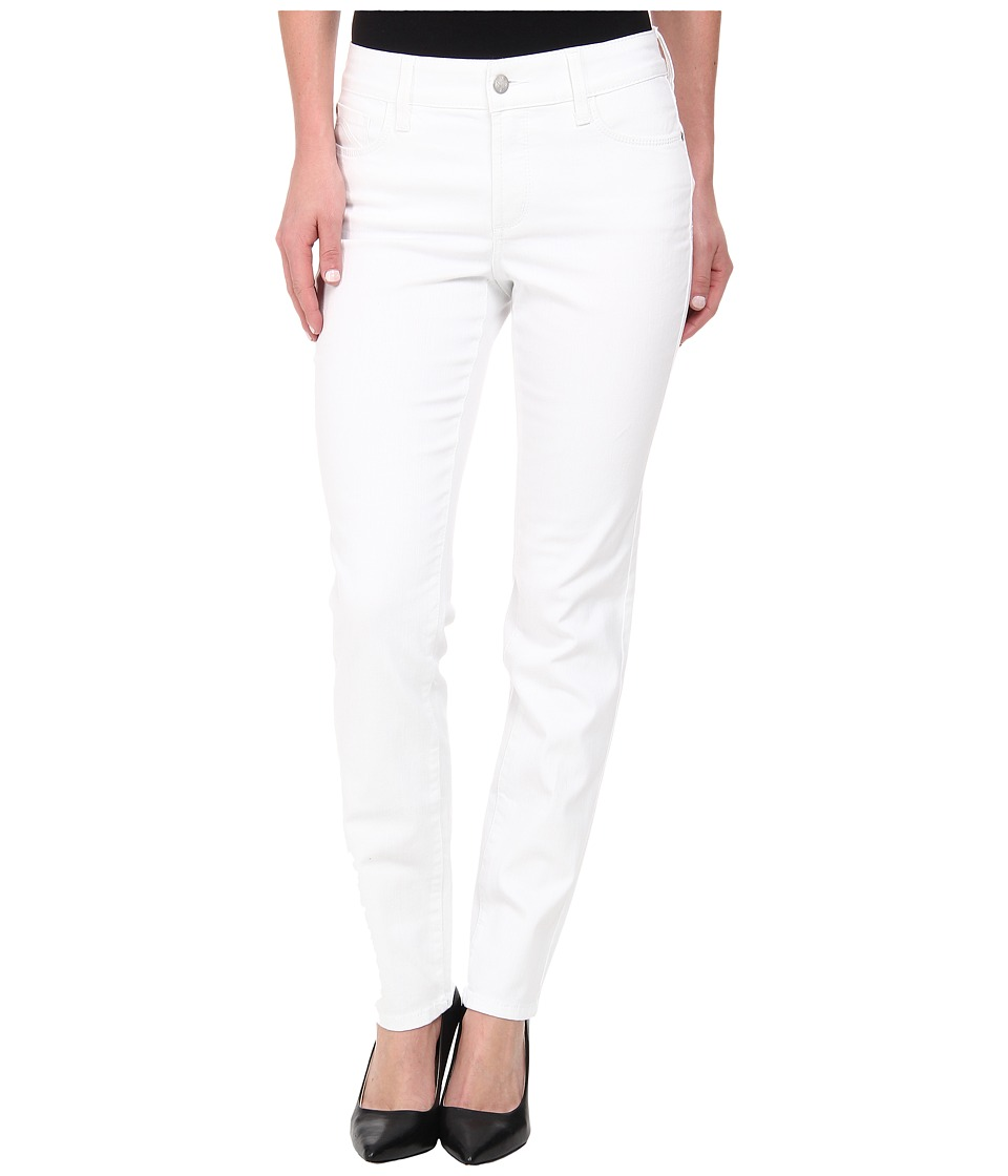 NYDJ - Sheri Skinny in Optic White (Optic White) Women's Jeans