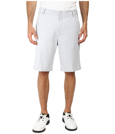 PUMA Golf - Knit Tech Short (Grey Dawn) Men