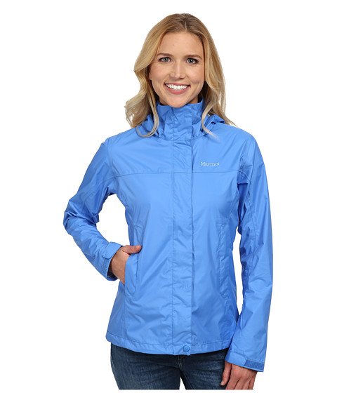 Marmot - PreCip Jacket (Ceylon Blue) Women
