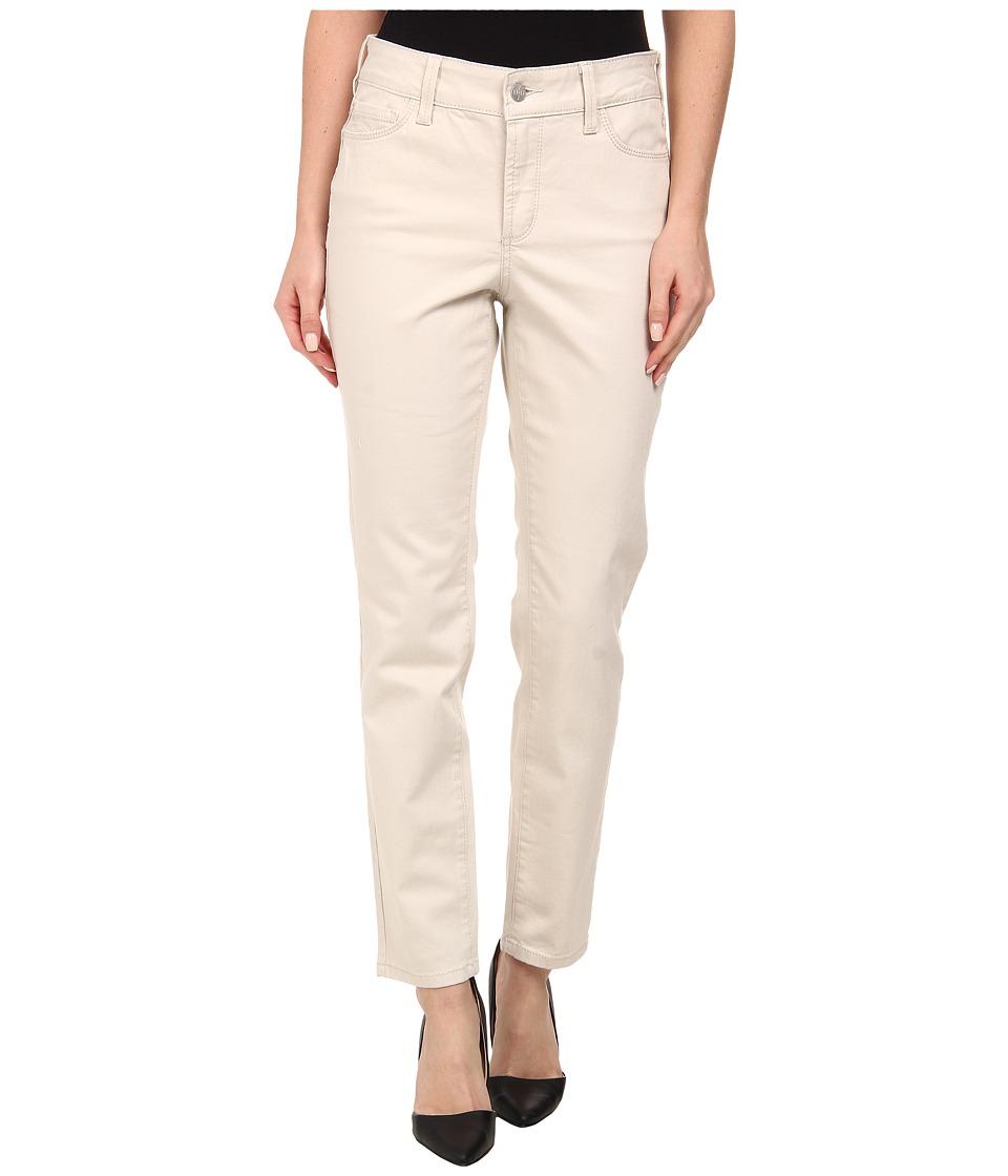 NYDJ - Clarissa Skinny Ankle Fine Line Twill (Clay) Women's Jeans