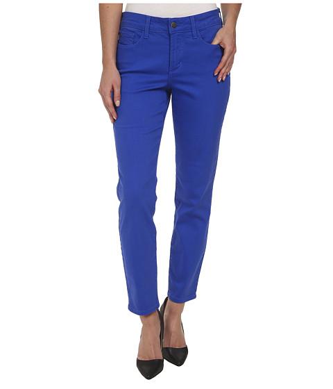 NYDJ - Clarissa Skinny Ankle Fine Line Twill (Blue Bell) Women