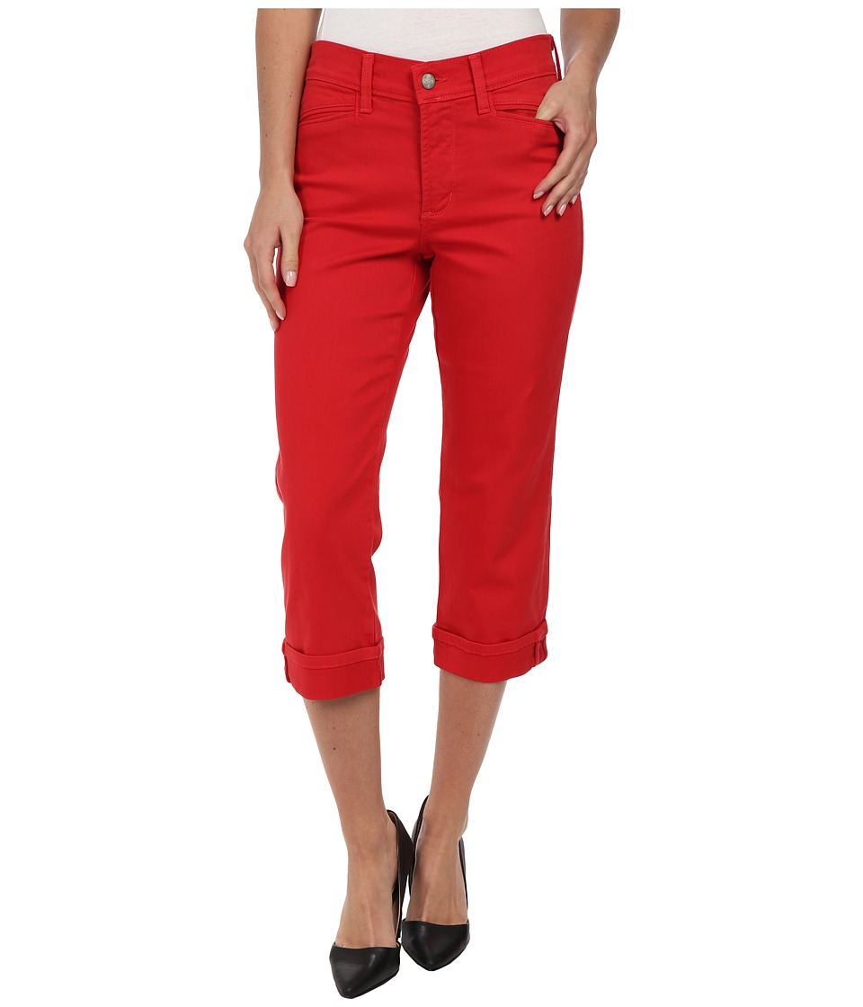 NYDJ - Ariel Crop (Rouge) Women's Jeans