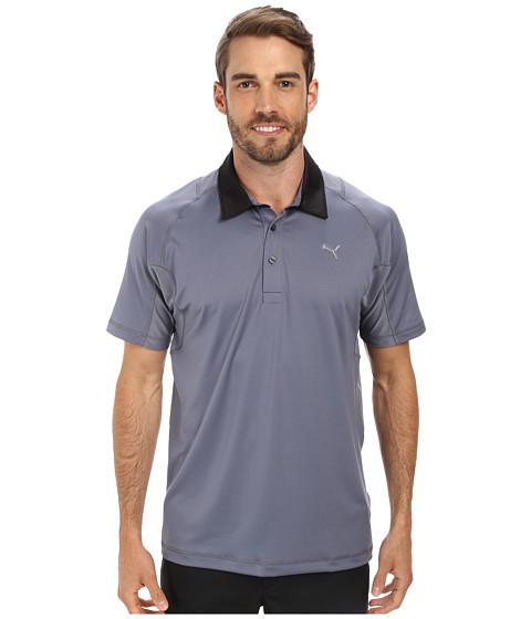 PUMA Golf - Titan Tour Polo (Folkstone) Men's Short Sleeve Knit