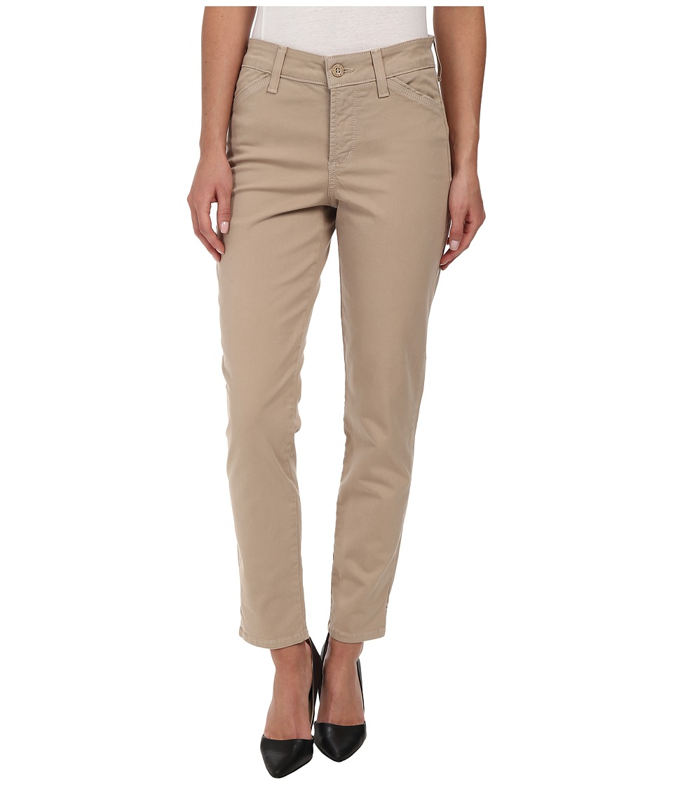 NYDJ - Celia Trouser (Almond) Women's Casual Pants