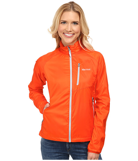 Marmot - Stride Jacket (Coral Sunset) Women's Coat