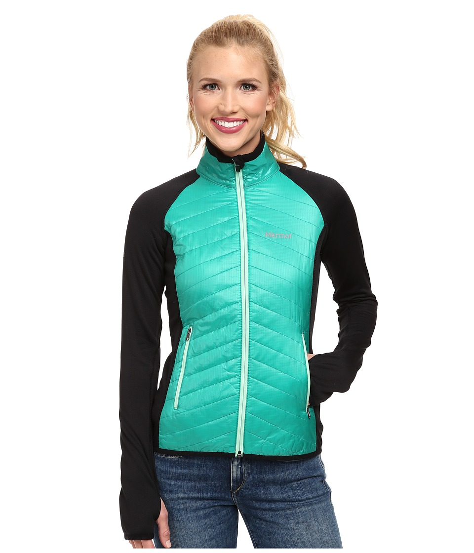 Marmot - Variant Jacket (Gem Green/Black) Women's Jacket