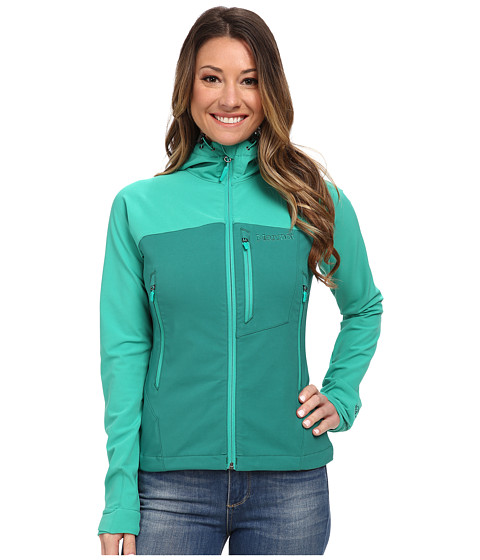Marmot - Estes Hoodie (Green Grove/Gem Green) Women's Sweatshirt