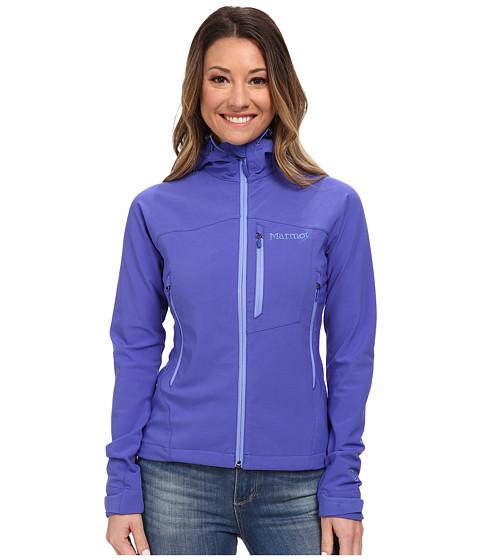 Marmot - Estes Hoodie (Gemstone) Women's Sweatshirt
