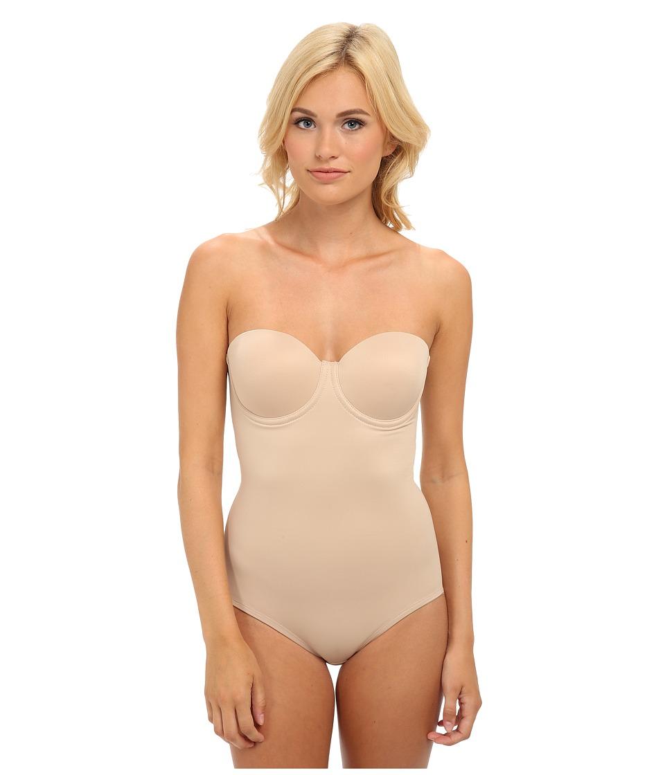 TC Fine Intimates - Strapless Bodybriefer 4030 (Nude) Women's Bra