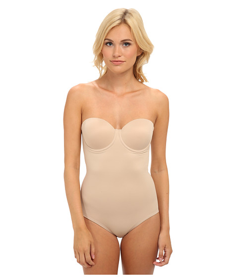 TC Fine Intimates - Strapless Bodybriefer 4030 (Nude) Women