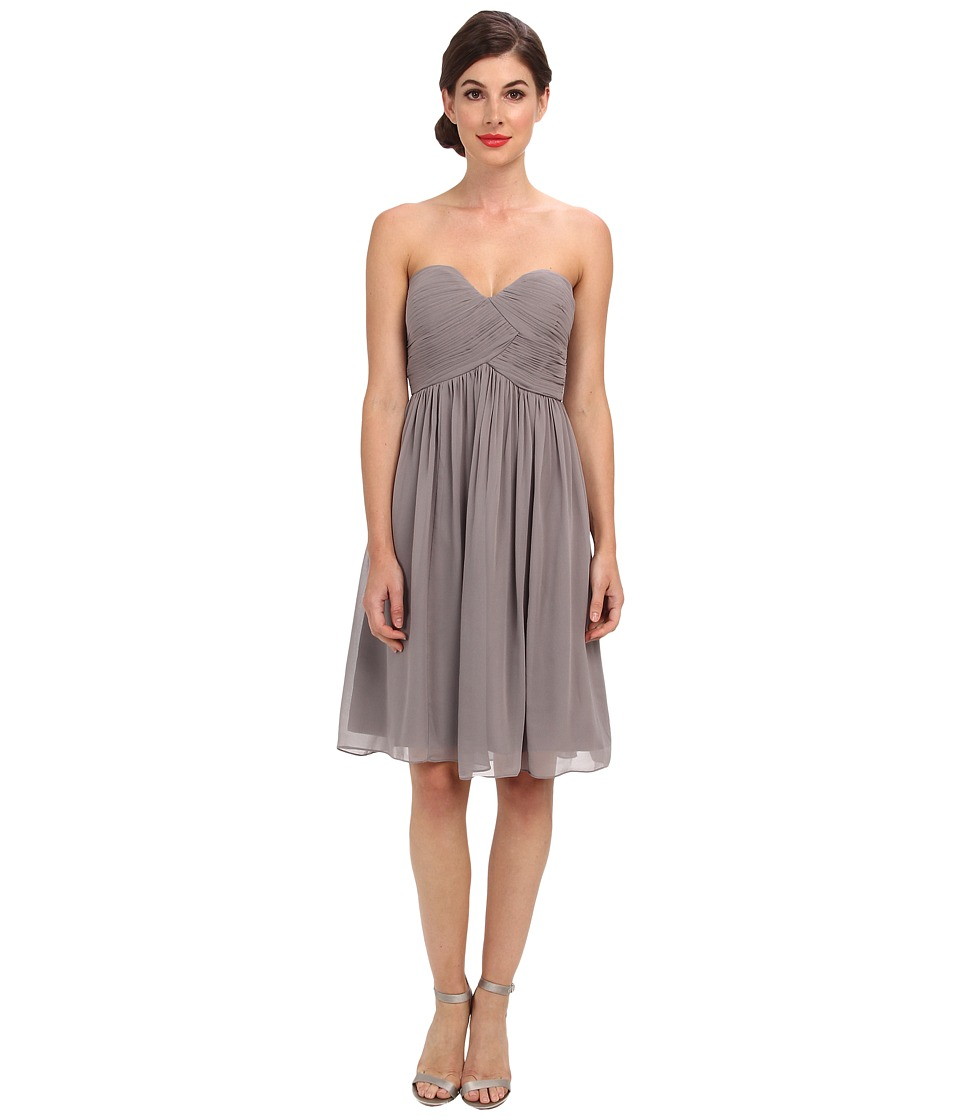 Donna Morgan Morgan Sweetheart Dress (Sterling) Women