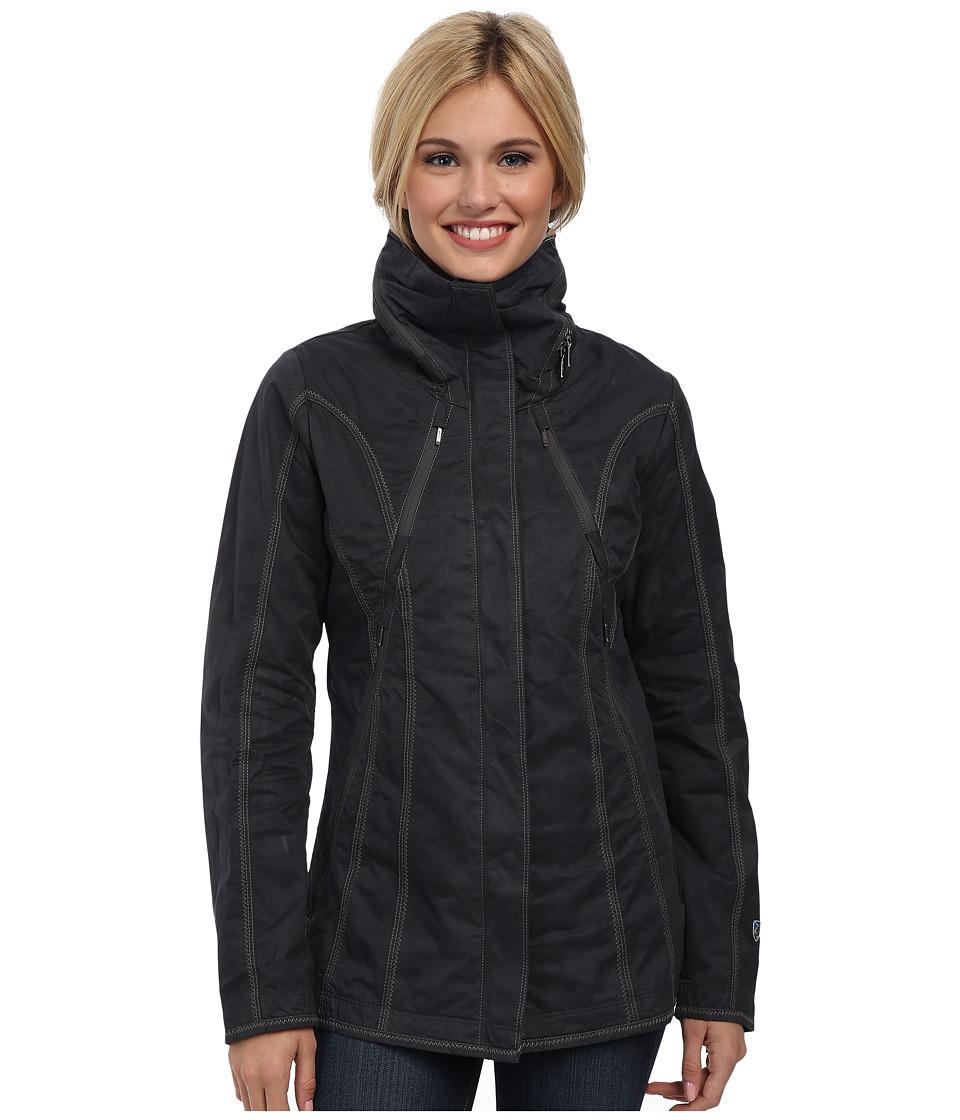 Kuhl - Lena Jacket (Carbon) Women's Coat