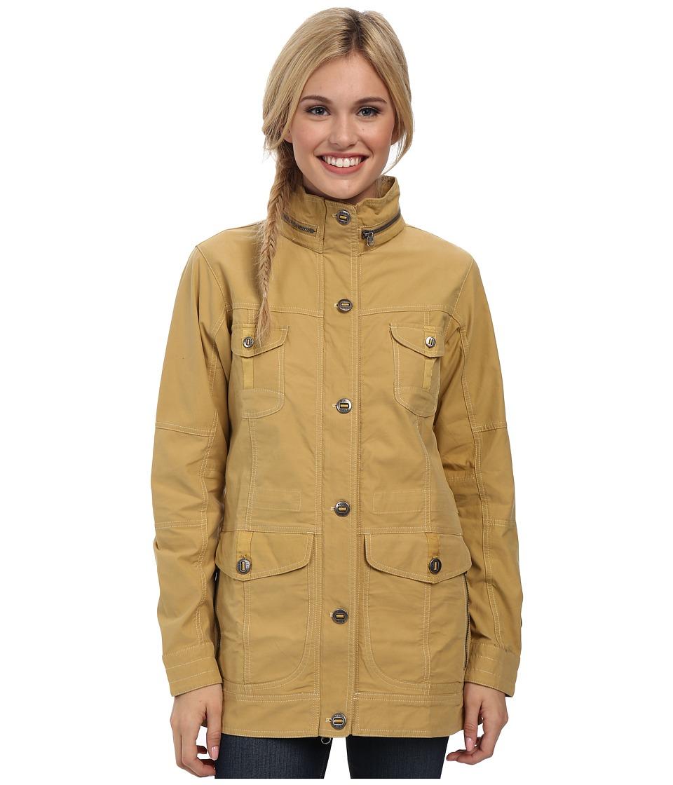 KUHL - Rekon Jacket (Camel) Women's Jacket