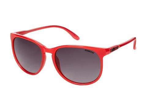 Smith Optics Mt. Shasta (Poppy/Gray Gradient Carbonic Lenses) Plastic Frame Fashion Sunglasses