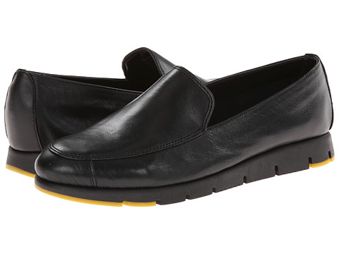 Aerosoles - Fastest (Black Leather) Women's Slip-on Dress Shoes