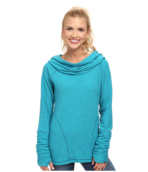 Kuhl - Kamryn Pullover (Teal) Women's Long Sleeve Pullover