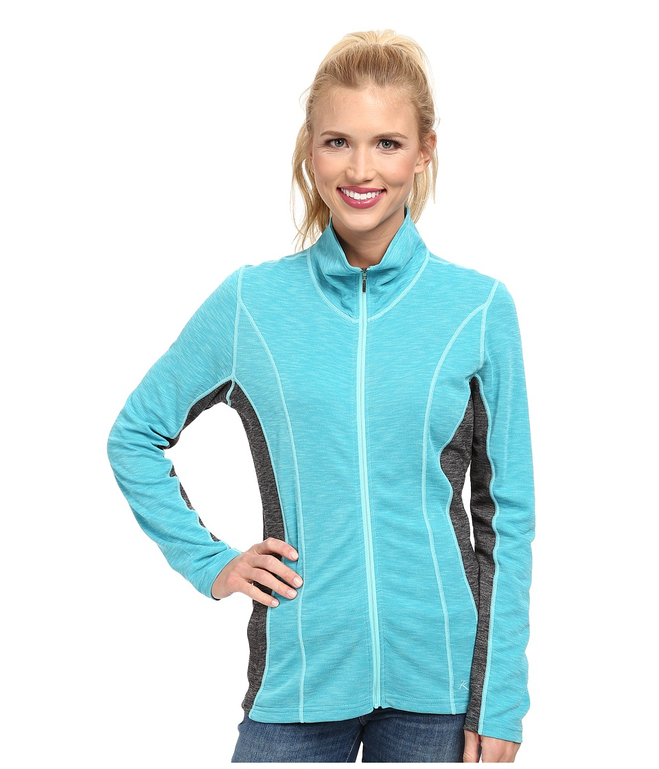 Kuhl - Moonbeam Full-Zip (Teal) Women's Coat